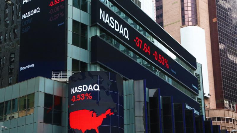 Nasdaq closes down 1.21% at 14,660.58 points (RCOP)