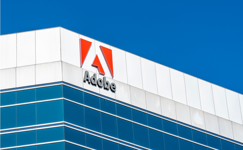 Adobe beats expectations in the third quarter. But the stock falls sharply on the Nasdaq